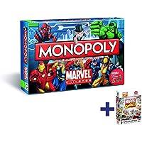 Monopoly Marvel Universe - Brettspiel | Spiel | Gesellschaftsspiel | Deutsch
