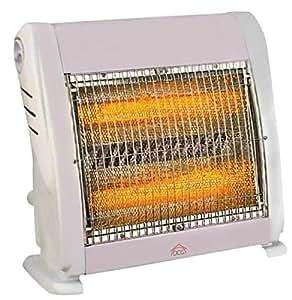 Stufa elettrica al quarzo ventilata 1000w dcg sa9012 casa e cucina - Stufa elettrica al quarzo ...