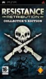 Cheapest Resistance: Retribution - Collector's Edition on PSP