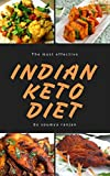 #5: Indian Keto diet recipe meal plan - Complete step by step guide with over 121 pure Indian recipes, drinks and desserts: Quick and easy to cook vegetarian and Non vegetarian recipes in Indian kitchen