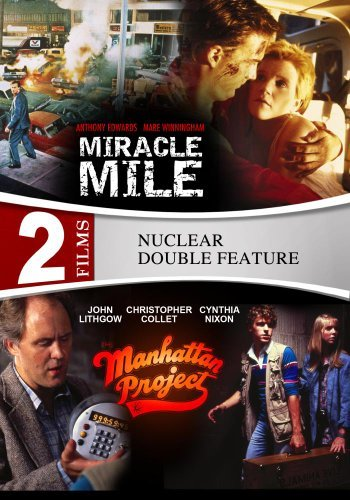 Miracle Mile / The Manhattan Project - 2 DVD Set (Amazon.com Exclusive) by Anthony Edwards