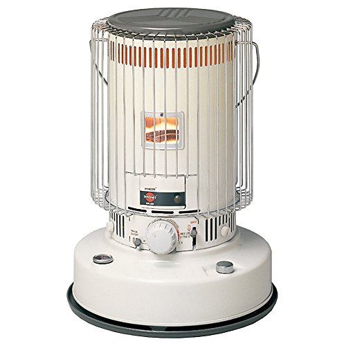 Toyotomi Omni 230 Convection Kerosene Heater Portable Kero Heater
