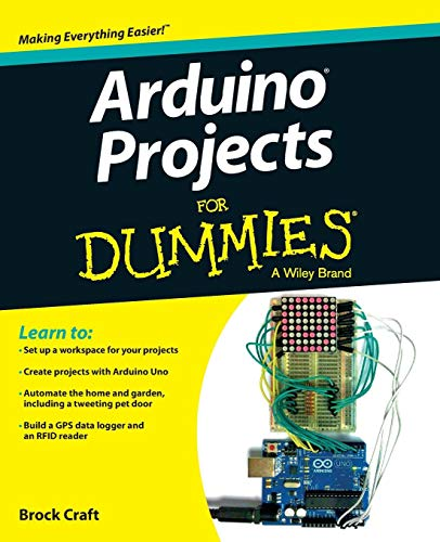 Arduino Projects For Dummies (For Dummies Series)