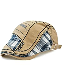 WITHMOONS Coppola Cappello Irish Gatsby Modern Cotton REAL; Newsboy Hat Flat Cap AC3045