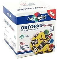 ORTOPAD HAPPY junior Augenokklusionspflaster 50 St Pflaster preisvergleich bei billige-tabletten.eu