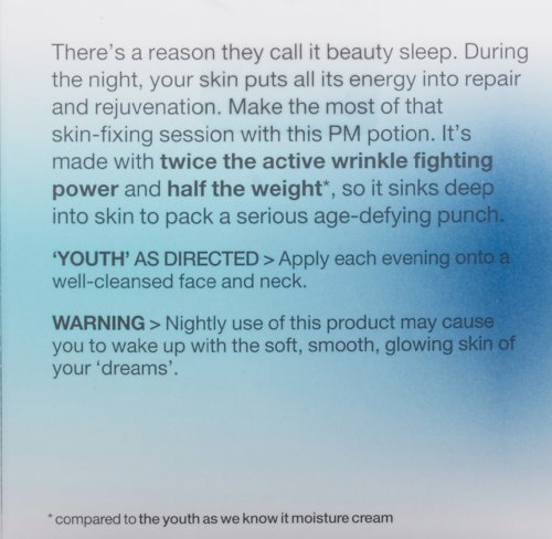 Bliss The Youth As We Know It Anti Aging Night Cream 50ml/1.7oz