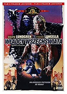 Masters of the Universe [Region 2] (English audio. English subtitles) by Dolph Lundgren