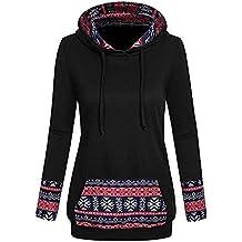 Cebbay Sweats à Capuche Bouton Femme Enceinte Allaitement S-2XL Pulls Streetwear Spotlight ChicStreet Fashion Sweat Mode Femmes Hiver Sweat-Shirt Survêtement