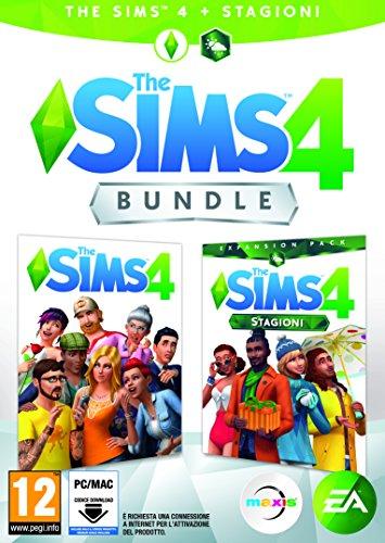 The Sims 4 - Stagioni (Codice digitale incluso nella confezione) - [Bundle] PC