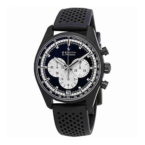 Zenith EL Primero Automatik Herren-Armbanduhr 24.2041.400/21.R576