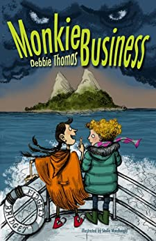 Monkie Business: An Abbie Hartley Adventure by [Thomas, Debbie]