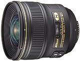 Nikon AF-S NIKKOR 24mm f/1.4G ED - Objetivo (2,4 cm, 1.4, 0,25m, Azul, Negro, 8,3 cm)