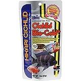 Hikari Cichlid Bio-Gold + Mini Pellets Floating Type Fish Food, 57g