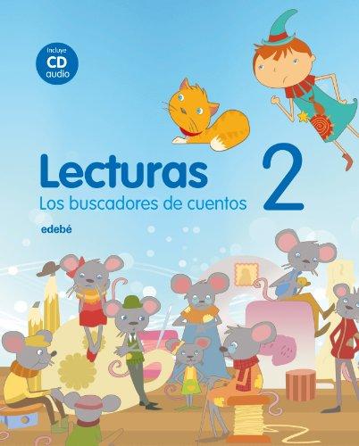 Los buscadores de cuentos, lecturas, 2 Educación PriMaría - 9788468300665