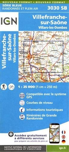 Villefranche-sur-Saone / Villars-les-Dombes 2016: IGN3030
