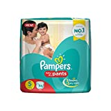 #10: Pampers Pants Small Size Diapers (86 Count)