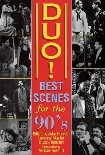 Duo! Best Scenes for the 90s: The Best Scenes for the Nineties (Applause Acting Series) -