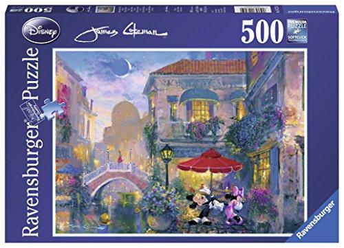 Ravensburger Puzzle 14725 Micky Maus und Freunde Erwachsenenpuzzle