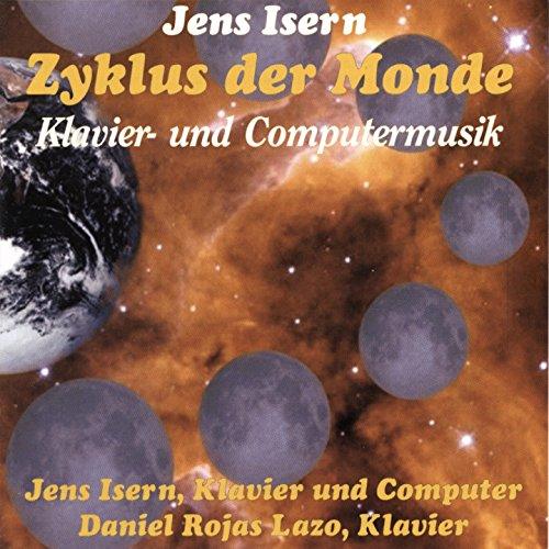 Zyklus Der Monde 2: VIII. Charon (Für Klavier Und Computer, 2007) -