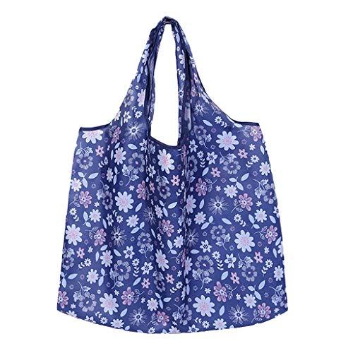 Aufbewahrungsbeutel,Rifuli® Frauen einkaufen Reisen Umhängetaschen Grocery Handtasche Tote Pouch Bag Einkaufskörbe Einkaufstaschen Einkaufstaschen Einkaufskörbe Taschen Einkaufstaschen