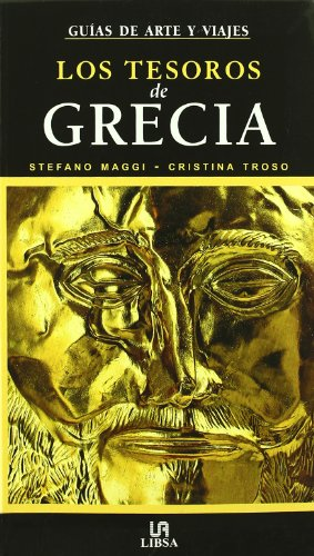 Los Tesoros de Grecia (Guías de Arte)