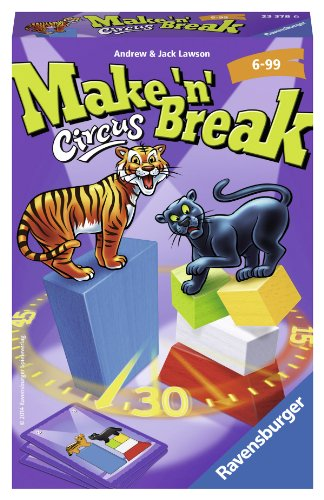 Ravensburger - Make n Break Circus - Mitbringspiel