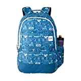 #9: Wildcraft 31 Ltrs Blue Casual Backpack (11654-Blue)