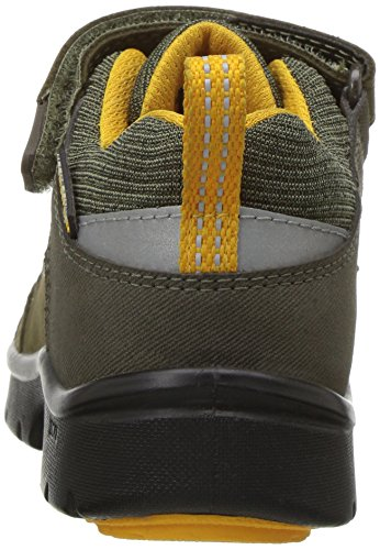 Hikesport Junior dark Hiking Waterproof olive Scarpe citrus Keen toddler SS18 Oqd17x