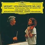 Mozart: Violin Concertos No 3 & 5