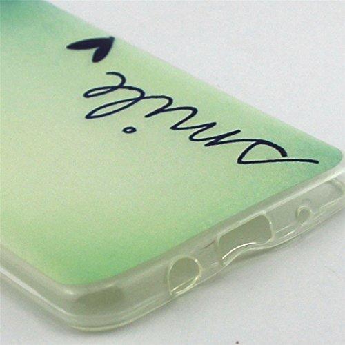 ANNNWZZD Samsung Galaxy J5 2016 TPU Hülle Case Transparent Handyhülle Schutzhülle Exklusives Vintage-Blumenmuster wunderschön und stilvoll TPU Crystal Clear Case Backcover Bumper Slim case Perfekt Pas A15
