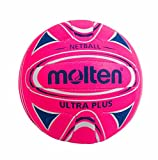 Molten Fast 5 International Netball - Pink