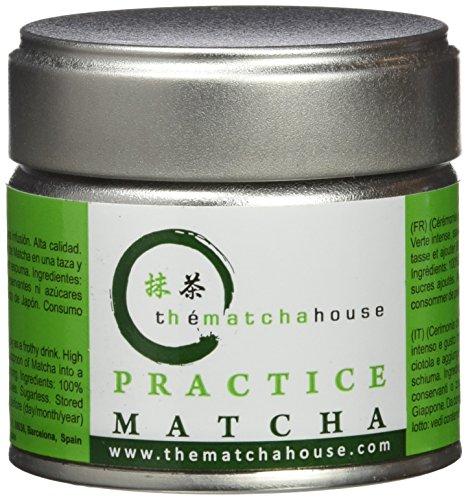 The Matcha House Practice Té Verde - 30 gr