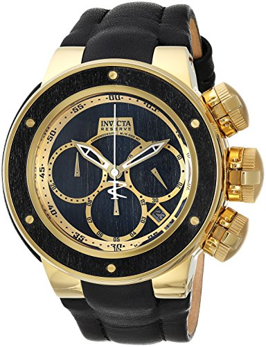 invicta-mens-reserve-black-leather-band-steel-case-quartz-analog-watch-22943