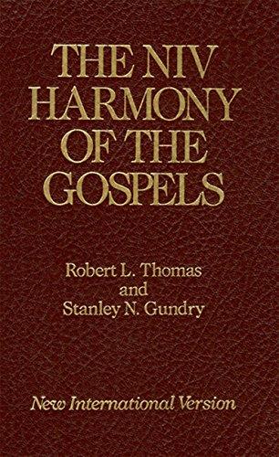 NIV Harmony of the Gospels