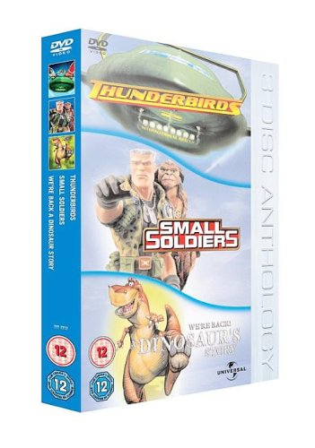Thunderbirds/Small Soldiers [UK Import] (Small Soldiers Dvd)