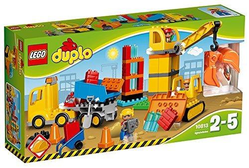 LEGO DUPLO 10813 - Große Baustelle by Lego