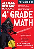 Star Wars Workbook: 4th Grade Math (Star Wars Workbooks)