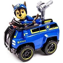 Paw Patrol – Chase y su Camión Espía – Vehículo y Figura La Patrulla Canina