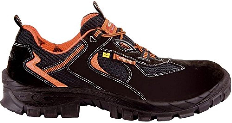 Cofra 13020 – 000.w41 taglia 41 41 41 ESD S1 P SRC scarpe antinfortunistiche Megrez – nero | Pacchetto Elegante E Robusto  34da2e