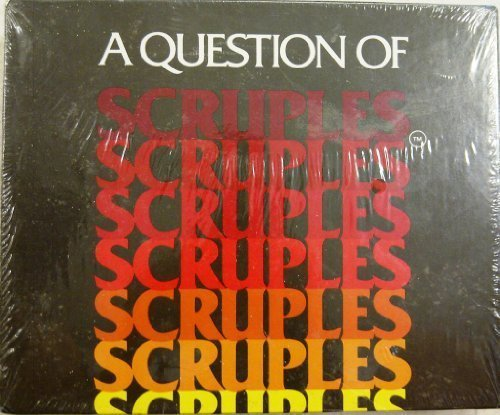 A Question of Scruples - The Game of Moral Dilemmas - 1984 by High Game Enterprises