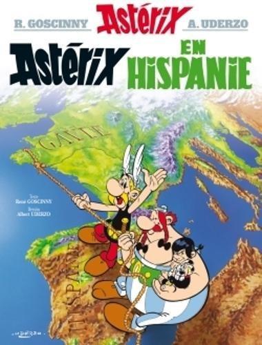 Astérix - Astérix en hispanie - n°14 par René Goscinny