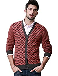 Match Men's Knitwear Cardigan