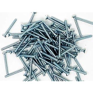 300 Stück Geräteschrauben, 3,2x15mm, 3,2x25mm, 3,2x40mm