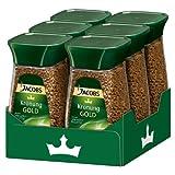 Jacobs Krönung Gold Löskaffee Glas