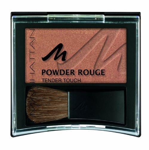Manhattan 16560 Powder Rouge 9, golden brown, 1er Pack