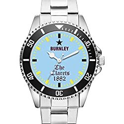 KIESENBERG® Watch - BURNLEY 1882 - The Clarets 6016