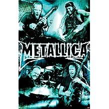 Metallica Póster de música (Grupo, Live)