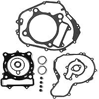 Fydun Juego de accesorios de sello de junta de cubierta de motor apto para POLARIS PREDATOR 500 2003-2004