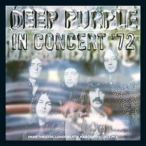 In Concert '72 - 40ème Anniversaire (Double Vinyle)