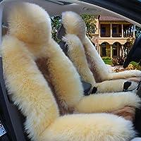 PG Pure Wolle Auto Kissen Winter Auto Liefert Vier Jahreszeiten Gemeinsamen Sitz Kissen Sitzbezug
